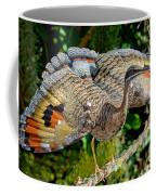 Sunbittern Displaying Coffee Mug