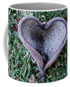 Sunburned Heart Coffee Mug
