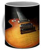 Sunburst Les Paul Coffee Mug