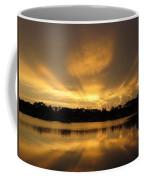 Sunburst Reflection Coffee Mug