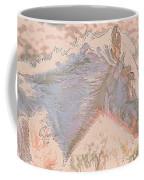 Sunday In Peach Coffee Mug