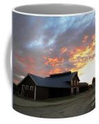 Fire In The Sky Sunday Coffee Mug