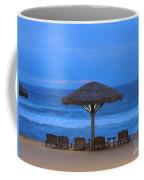 Sundecks At Kovalam Coffee Mug