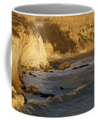 Sundown At Dinosaur Caves Coffee Mug