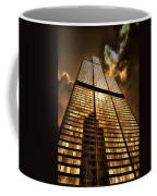 Sundown At Willis Sears Tower Coffee Mug