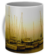 Sundown By The Lake Coffee Mug