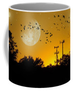 Sundown Fantasy Orange Coffee Mug
