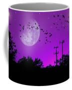 Sundown Fantasy - Violet Coffee Mug