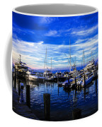 Sundown In Sag Harbor Coffee Mug