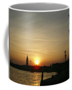 Sundown In Venice Coffee Mug