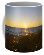 Sundown Jogging Coffee Mug