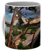 Sundown On Pennybacker 360 Coffee Mug