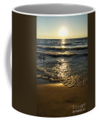 Sundown On The Beach Coffee Mug