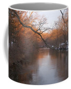 Sundown On The Breeches Coffee Mug