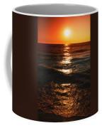 Sundown Reflections On Lake Michigan  01 Coffee Mug