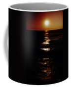 Sundown Reflections On Lake Michigan 02 Coffee Mug