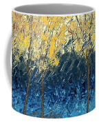 Sundrenched Trees Coffee Mug