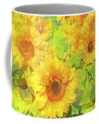 Sunflower 19 Coffee Mug