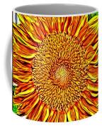 Sunflower 3 Coffee Mug