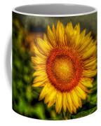 Sunflower Coffee Mug by Adrian Evans