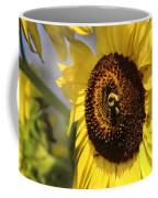 Sunflower And Bee-3922 Coffee Mug