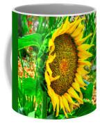 Sunflower Bloom Coffee Mug