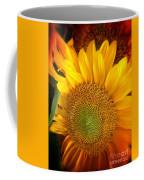 Sunflower Bright Coffee Mug