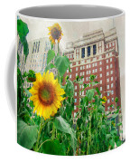 Sunflower City Coffee Mug