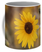 Sunflower Closeup Coffee Mug