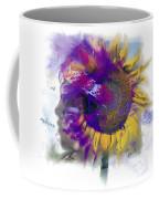 Sunflower Composite Coffee Mug
