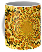 Sunflower Dance Coffee Mug