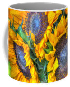 Sunflower Delight Coffee Mug