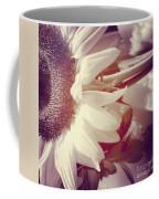 Sunflower Digital Art Coffee Mug