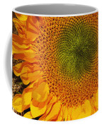 Sunflower Digital Painting Coffee Mug