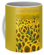 Sunflower Explosion Coffee Mug