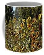 Sunflower Fields Forever Coffee Mug