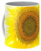 Sunflower In The Summer Sun Coffee Mug