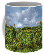 Sunflower Maze Coffee Mug