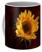 Sunflower Opening Coffee Mug