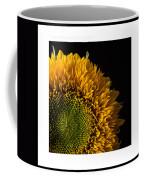 Sunflower Original Signed Mini Coffee Mug