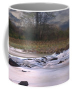 Sunflower River Coffee Mug