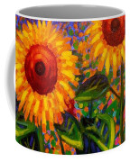Sunflower Scape Coffee Mug