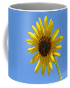 Sunflower Square Coffee Mug