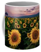 Sunflower Sunset II Coffee Mug