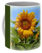 Sunflower Sunshine Coffee Mug