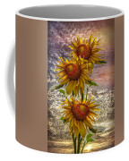 Sunflower Trio Coffee Mug
