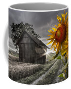 Sunflower Watch Coffee Mug