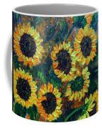 Sunflowers 2 Coffee Mug