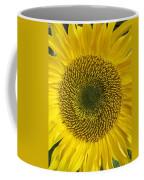 Sunflower's Cluster Coffee Mug
