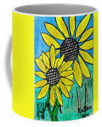 Sunflowers For Fun Coffee Mug